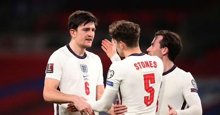 แม็คไกวร์ ป้อง สโตน์ หลังทำพลาดกับทีมชาติอังกฤษ